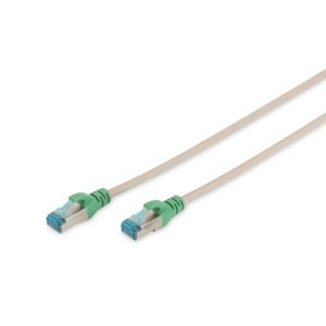 CAT.5e UTP PATCH CABLES - X-OVER