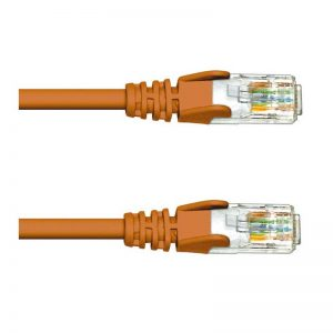 CAT.6 UTP PATCH CABLES - BROWN