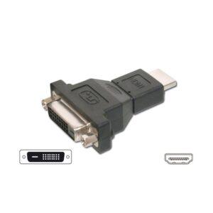 DVI-D 24+1 SOCKET - HDMI/A PLUG ADAPTOR